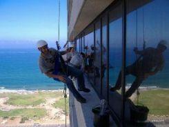 промышленный альпинизм - работы на высоте