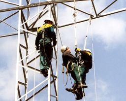 электромнтажные работы на высоте
