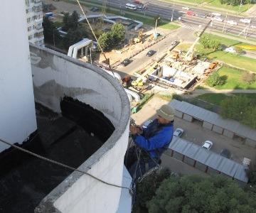 герметизация балконов
