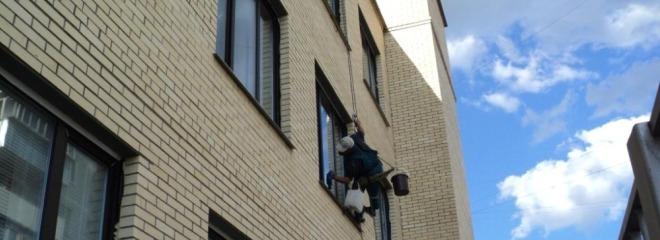Обучение промышленных альпинистов в москве