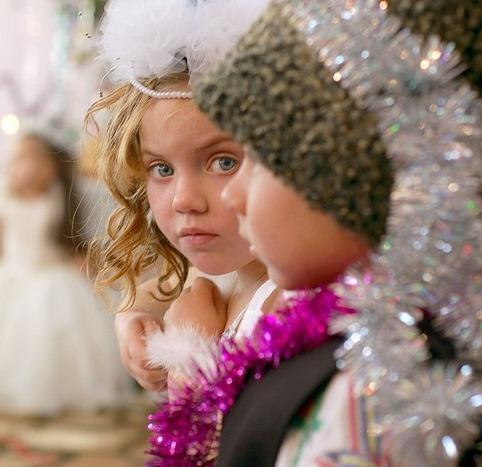 видеосъемка детских праздников