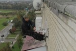Профессиональная установка кондиционеров на высоте: гарантируем и выполняем!